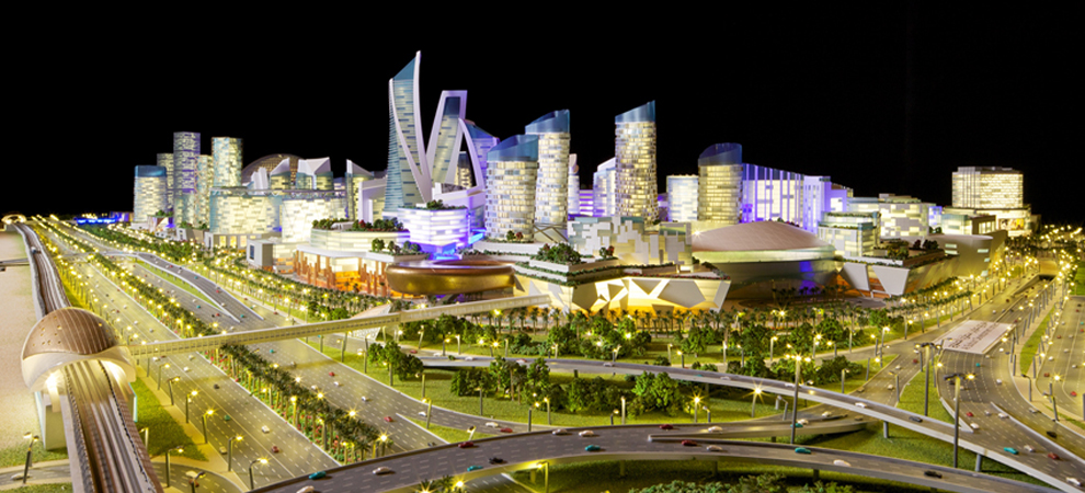 Dubai Announces Largest Mall in the World