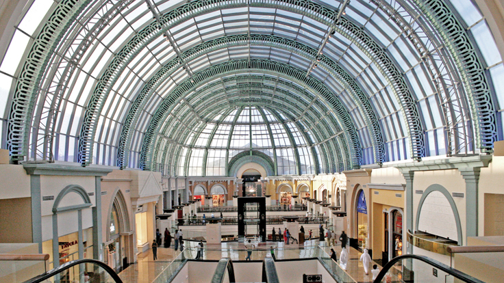 Shopping Mall Wars Escalating in Dubai