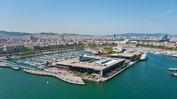 Marina Port Vell, Spain's City Marina Takes Shape