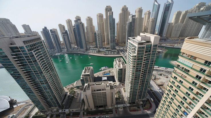 Dubai Home Prices Up 31 Percent in 2013