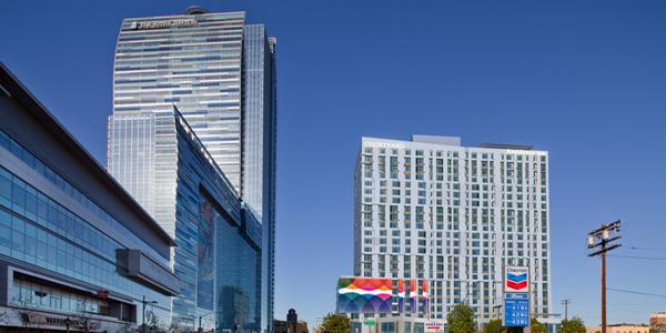 Developers Break Ground on $172 million Downtown LA Marriott High-Rise