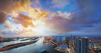 Florida's Housing Market Bucking National Trends, But Clouds on Horizon in 2012 as Brazil's Economy Now Stalling