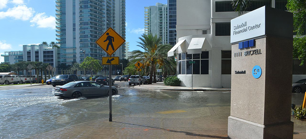 Rising Seas Place Over 800,000 U.S. Coastal Homes in Chronic Flood Risk Areas by 2050