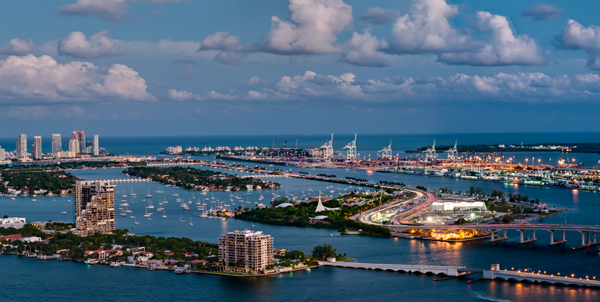 Miami Finishes 2012 With Another Record-Setting Year; Outpaces 2005 'Boom Era'