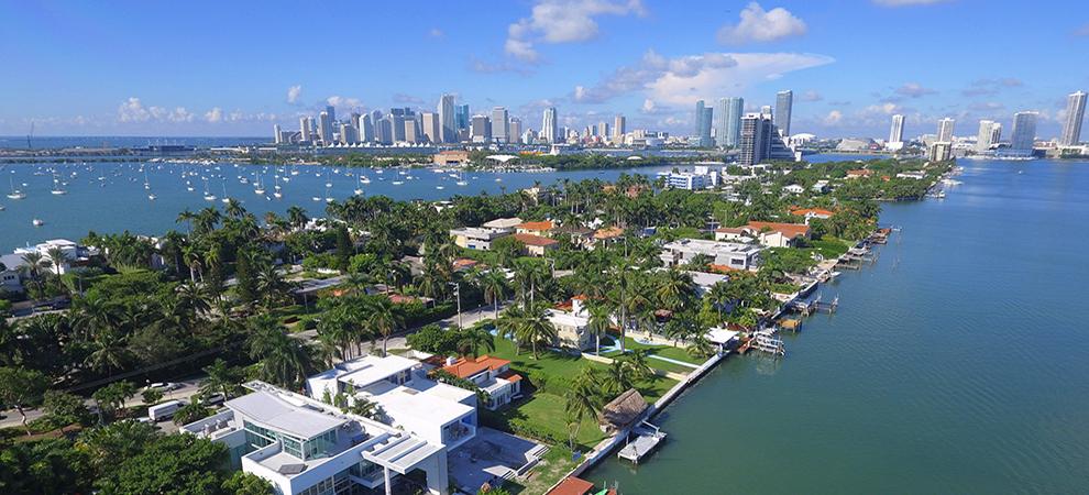 Miami's Luxury Housing Market Heats Up in Early 2020