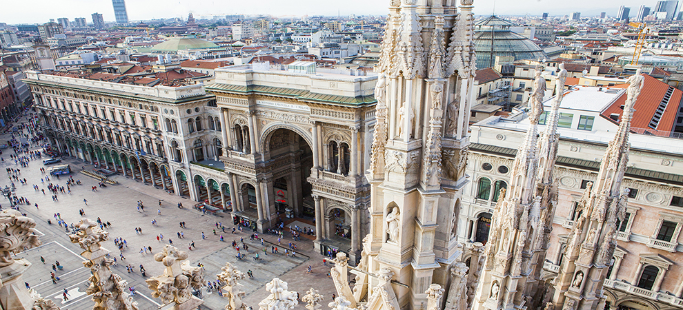 Milan Enjoying a Surge in Cross-border Property Investment in 2015