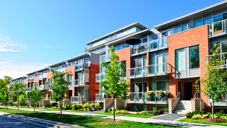 US Builders Confident in Multifamily