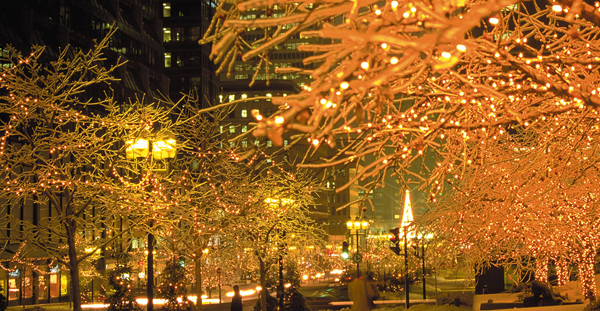 Want a Special Place to Spend Christmas; Try Montreal