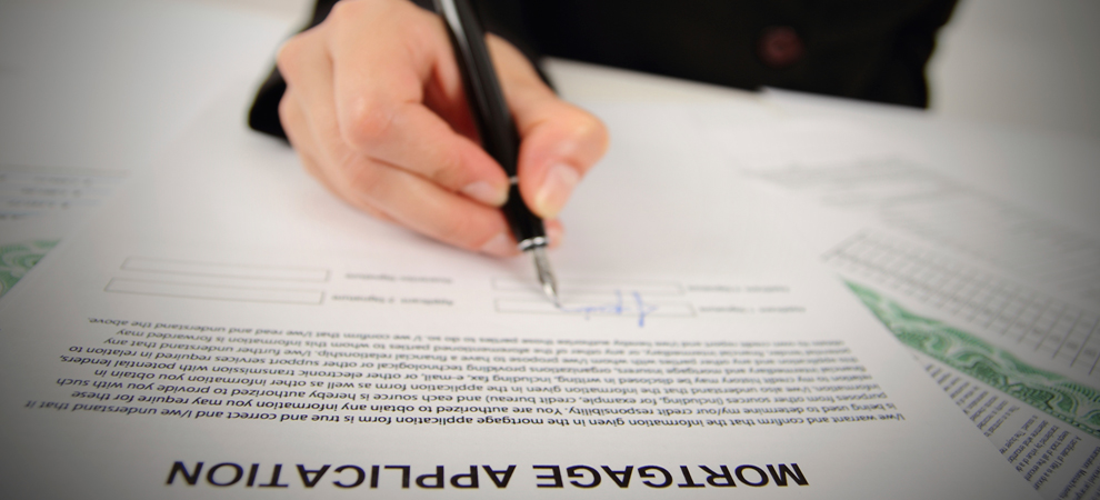 Mortgage Applications Uptick in December