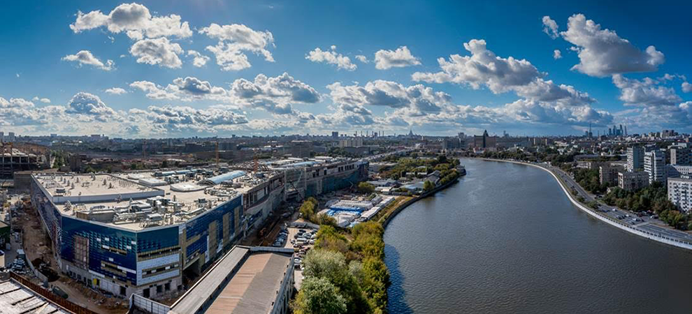 Moscow Historic Industrial Zone Soon To Receive Modern Lifestyle Center