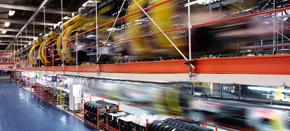 Multi-story Warehouses Gaining Traction in Asia's Densely Populated Cities