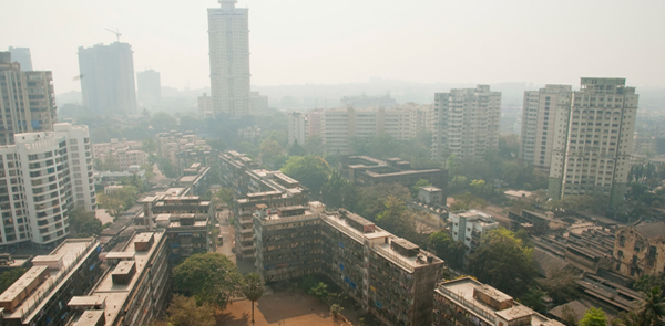 Real Estate Fuels 'Black Money' Racket in India