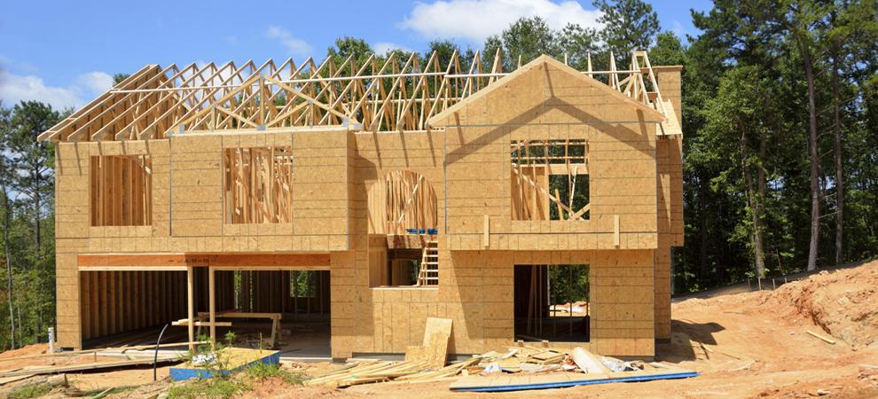 U.S. Housing Starts Uptick to Highest Level in 8 Years
