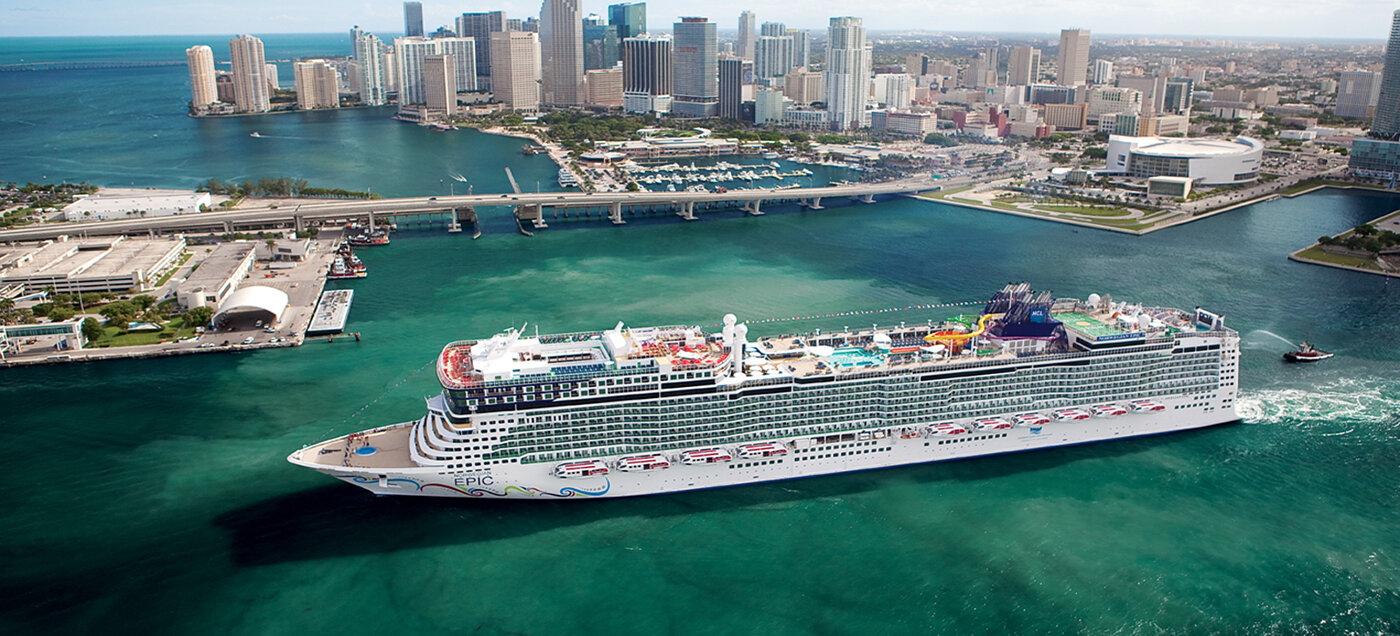 CDC Says Cruises from U.S. Ports May Resume in July