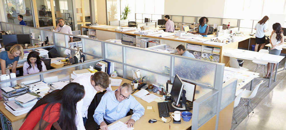 Contrary to Belief, Millenials and Boomers Want Similar Workspaces