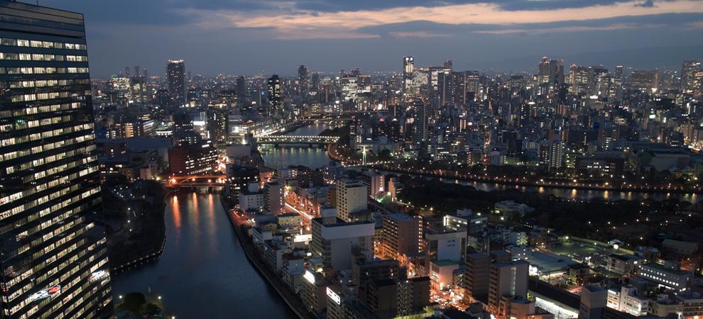 Asia Pacific Hotels Enjoy Rate Gains, Osaka Leading Market