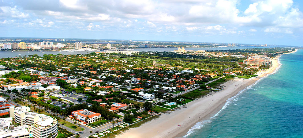 Palm Beach Sales Dollar Volume Jumps 43.2 Percent Annually to $1.1 Billion