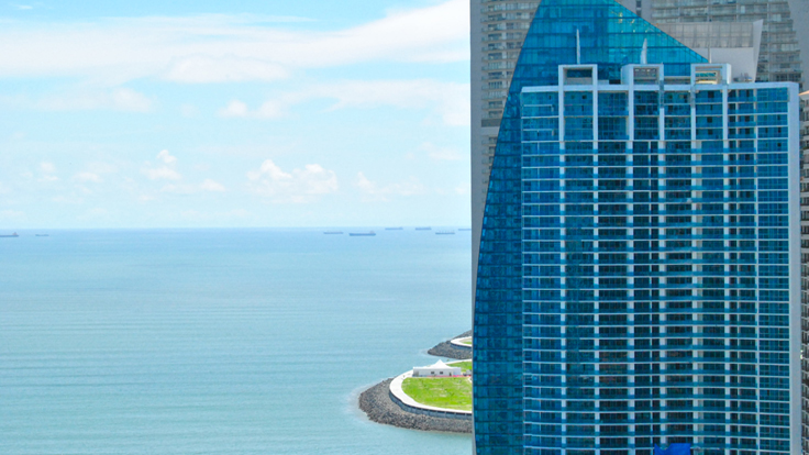 Redesigned Panama Tower Ready for Owners