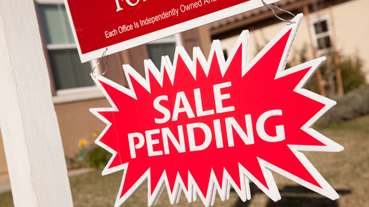 US Pending Home Sales Rise