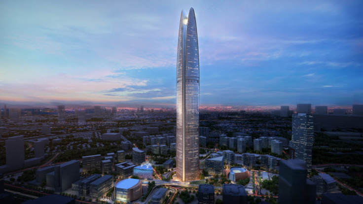 Jakarta Skyscraper to Draw Energy from Wind