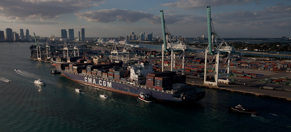 Benefits of Panama Canal's 2014 Expansion Now a 'Game Changing' Reality for Port of Miami