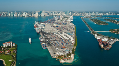 Florida Benefits from New Colombia, Panama and South Korea Free Trade Agreements, Miami Port Leading the Way