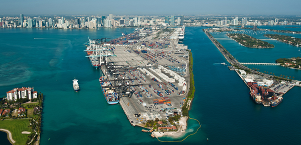 Several East Coast Industrial Markets Like Miami Expecting Growth From Coming Panama Canal Expansion