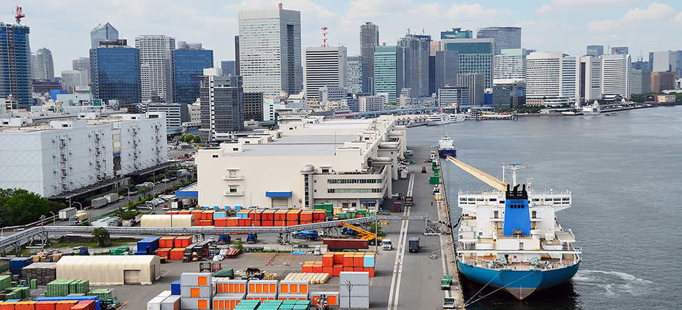 Tokyo Logistics Market Vacancies Rates Decline Further in Q3