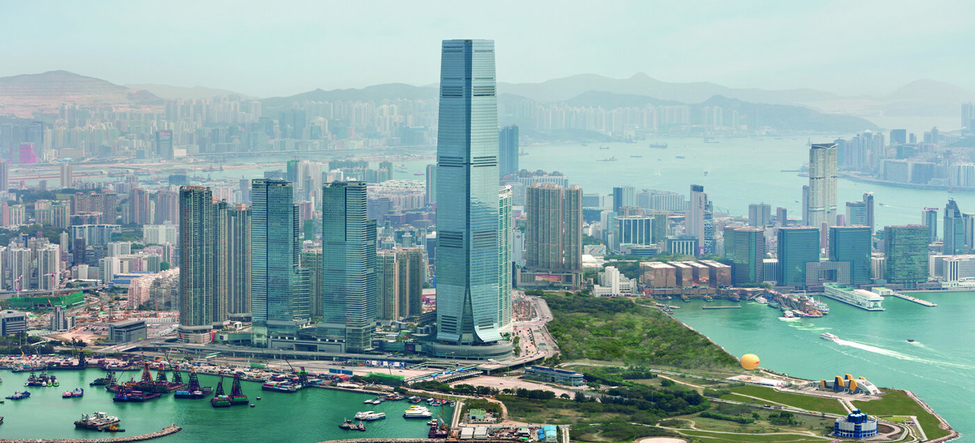 Hong Kong Class A Office Leasing Volume Upticked in Q1