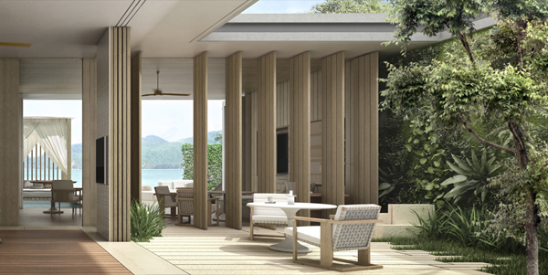 Rosewood Phuket to Open in 2014