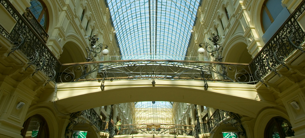 Russia Led Europe's Retail Development Activity in 2013