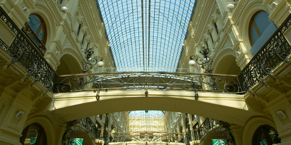 Retail Sector Driving Russia's Real Estate Growth