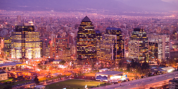 Economic Growth Powers Chile's Office Sector to Third Largest in Latin America