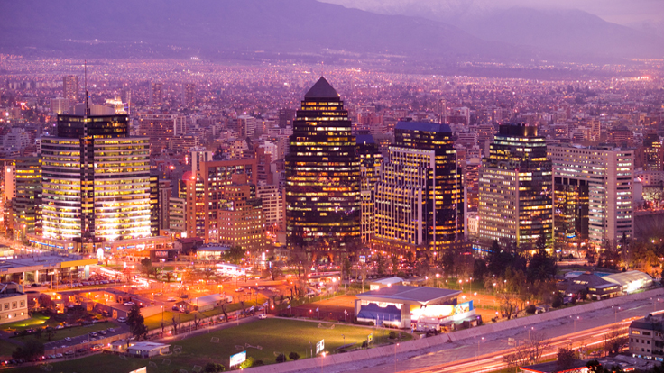 Chile's Office Vacancy Reaches Nine-Year High