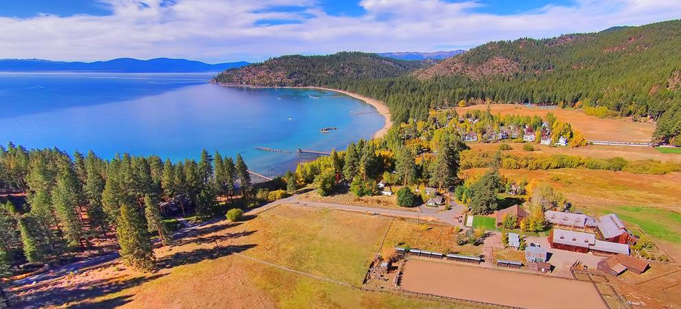 Lake Tahoe Compound Hits Market at $98 Million