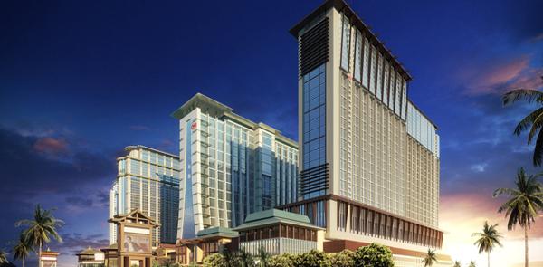 Largest Hotel In Macau