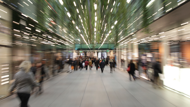 Interest Grows for UK Shopping Centers