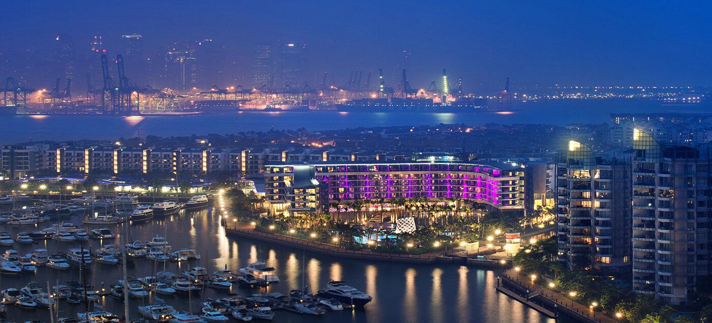 Singapore Residential Prices Uptick in Q3