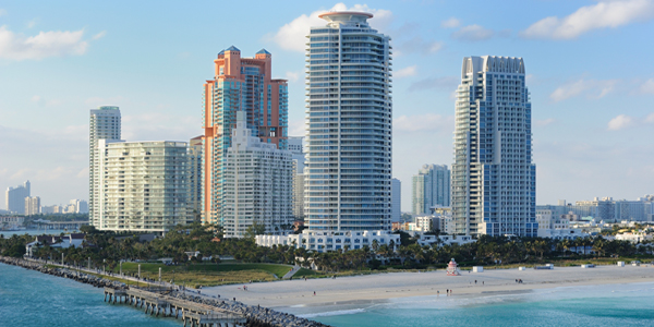Demand for Miami Real Estate Intensifies Further in October as Pending Sales Spike 67% Over Last Year