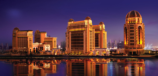 St. Regis Doha to Open Next Year in Middle East