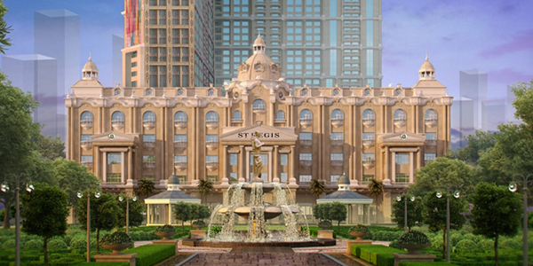 Starwood Hotels Expands Middle East Presence
