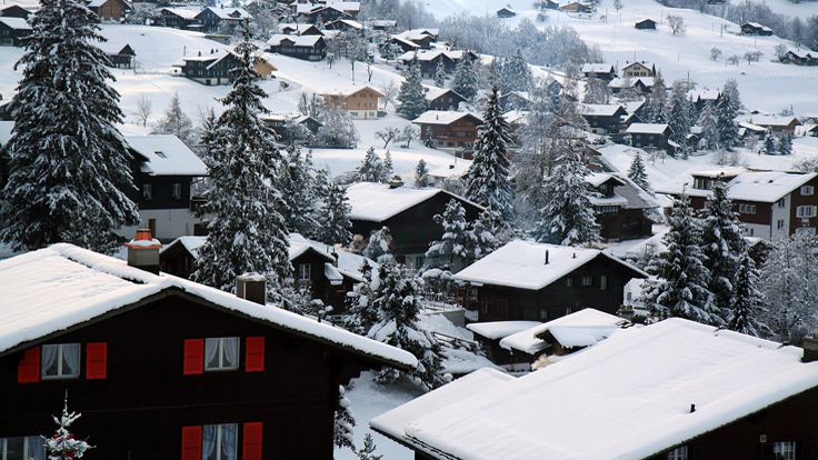Switzerland Dealing With Second Home Ban