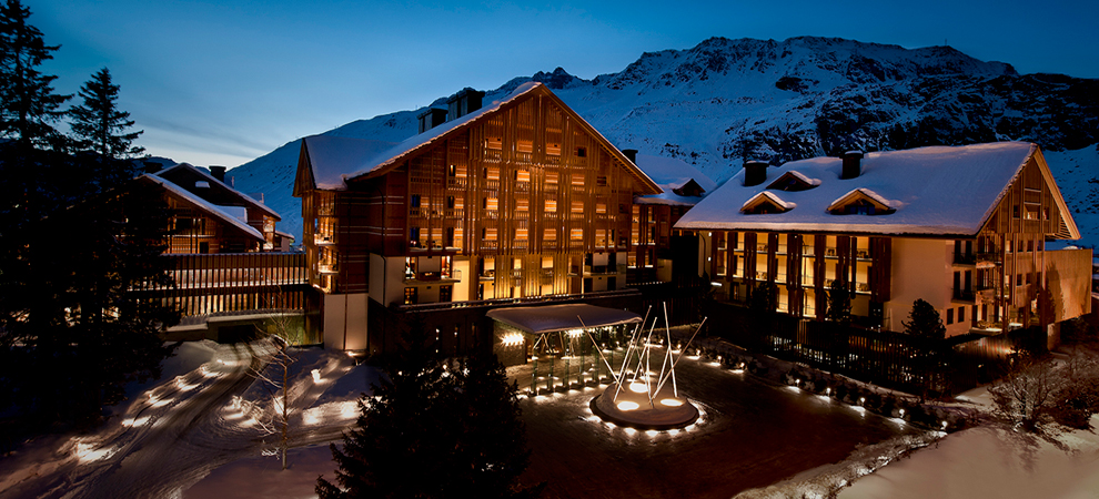 Andermatt, Switzerland's New Five-Star Resort Takes Shape
