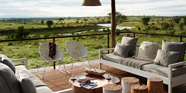 Luxury Camping in the Serengeti