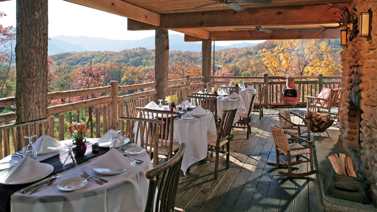Top 10 Fall-Foliage Resorts in America