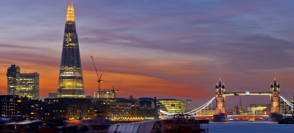 London Retains Title of Most Expensive Office Market