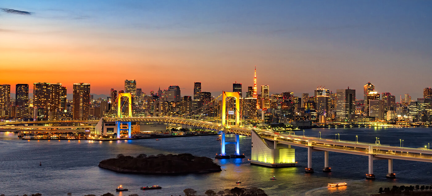 Commercial Lending Attitudes Improving in Japan