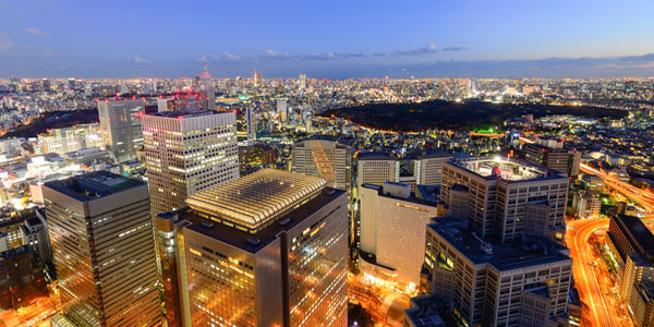 Japan Property Market Gaining Investor Interest