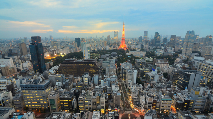 Japan is Property 'Market to Watch'