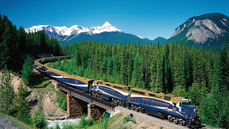 Top Ten Train Rides In the World